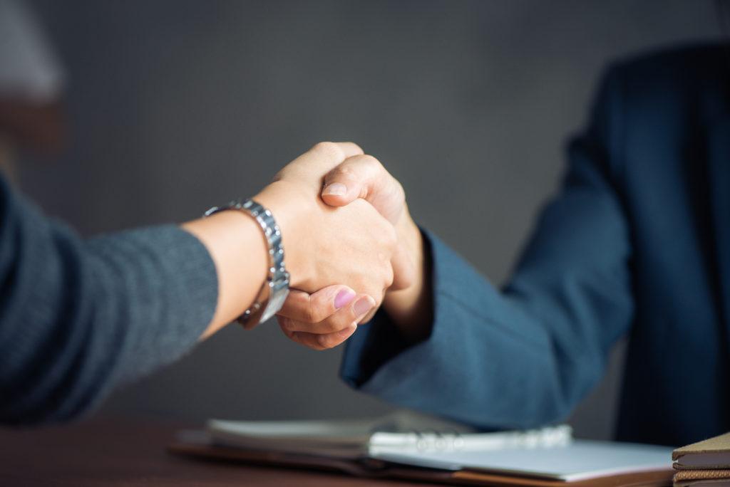 Le relazioni del venditore con il cliente